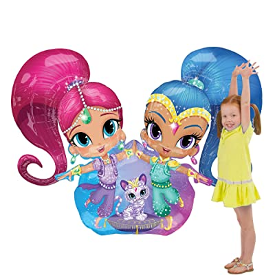 53'' SHIMMER AND SHINE AWK: Kitchen & Dining