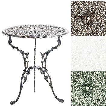Amazon De Clp Tisch Divari Gartentisch Rund Durchmesser O 60 Cm