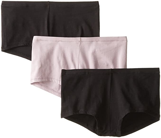 d416000a9 Hanes Women s 3 Pack Comfortsoft Boyshort Brief Panty (Assorted ...
