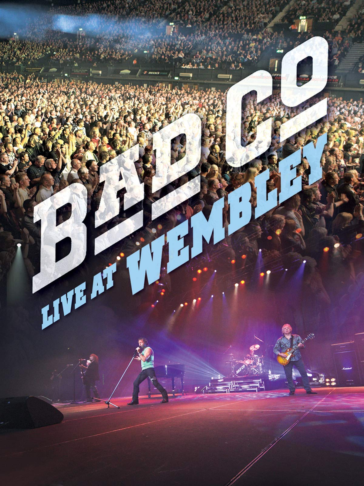 Bad Company - Live At Wembley on Amazon Prime Video UK