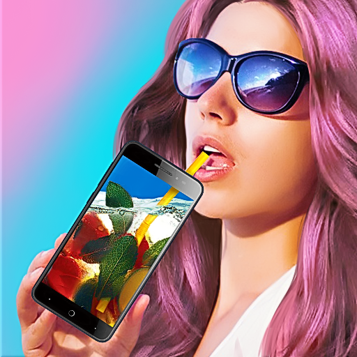 Drink Cocktail Simulator Free - Drink Berry Banana