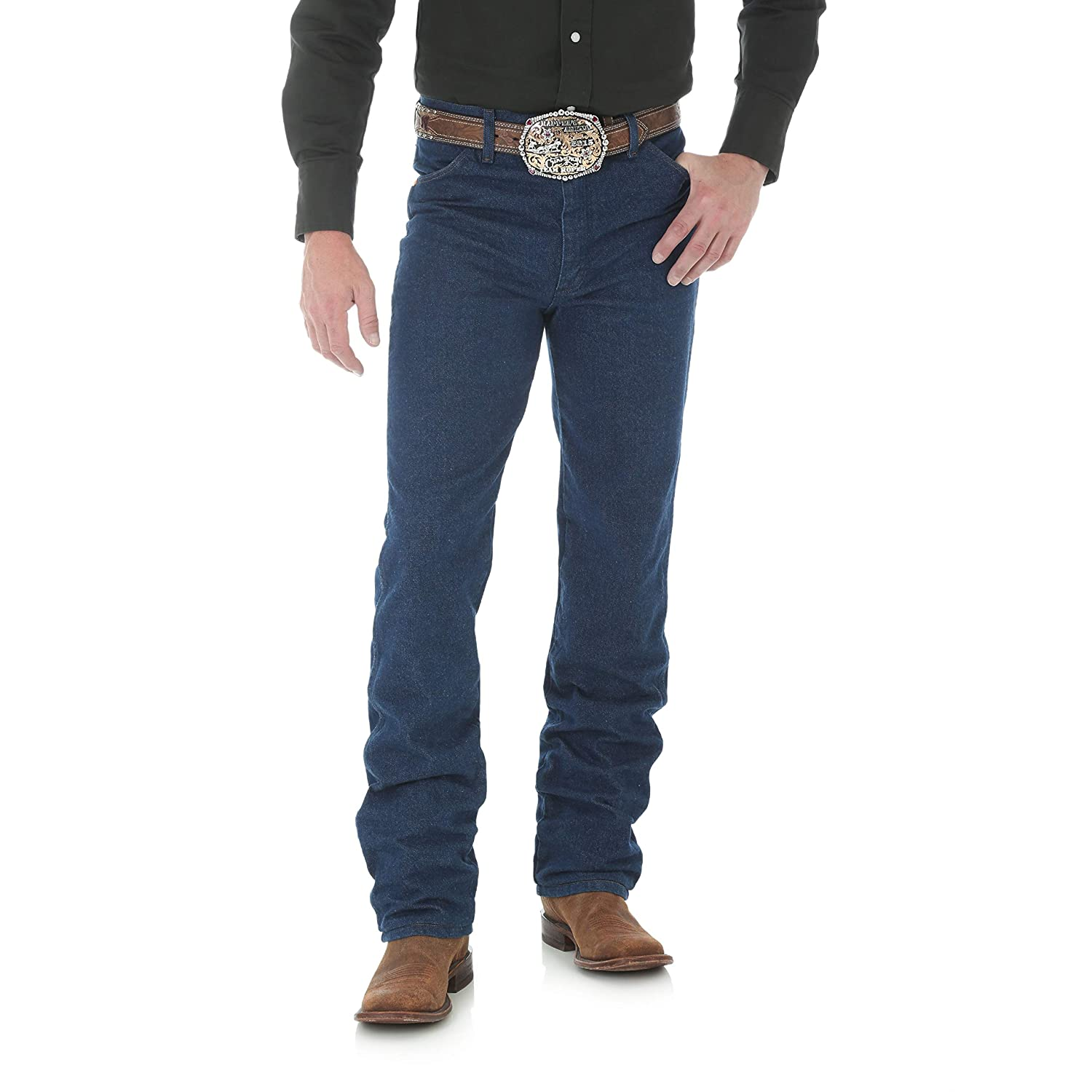 Wrangler Mens Cowboy Cut Slim Fit Jean at Amazon Mens ...