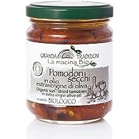 Tomates secos en aceite extravergine de oliva bio