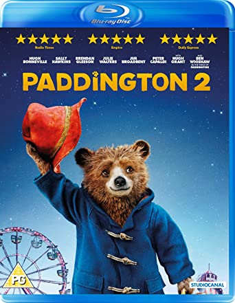 Paddington 2 2017 1080p BluRay x264 DTS 5 1 - Hon3y