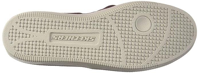 Madison Ave Womens Slip Town On Skechers My 6 Sneakers Burgundy zpMVLSUqG