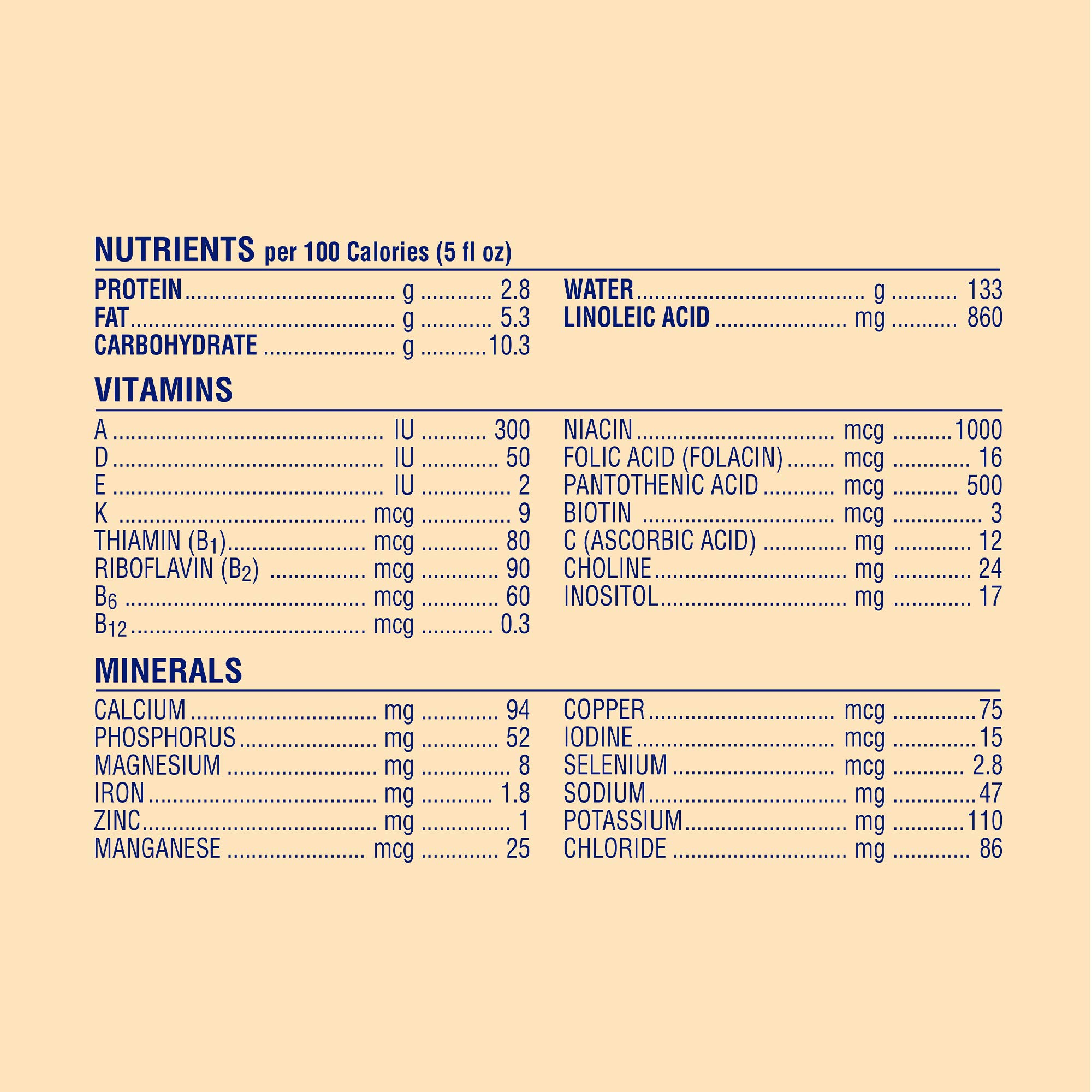 Enfamil Nutramigen Infant Formula - Hypoallergenic & Lactose-Free for Fast Colic Management - Ready to Use Liquid, 32 fl oz (6 count) by Enfamil (Image #12)