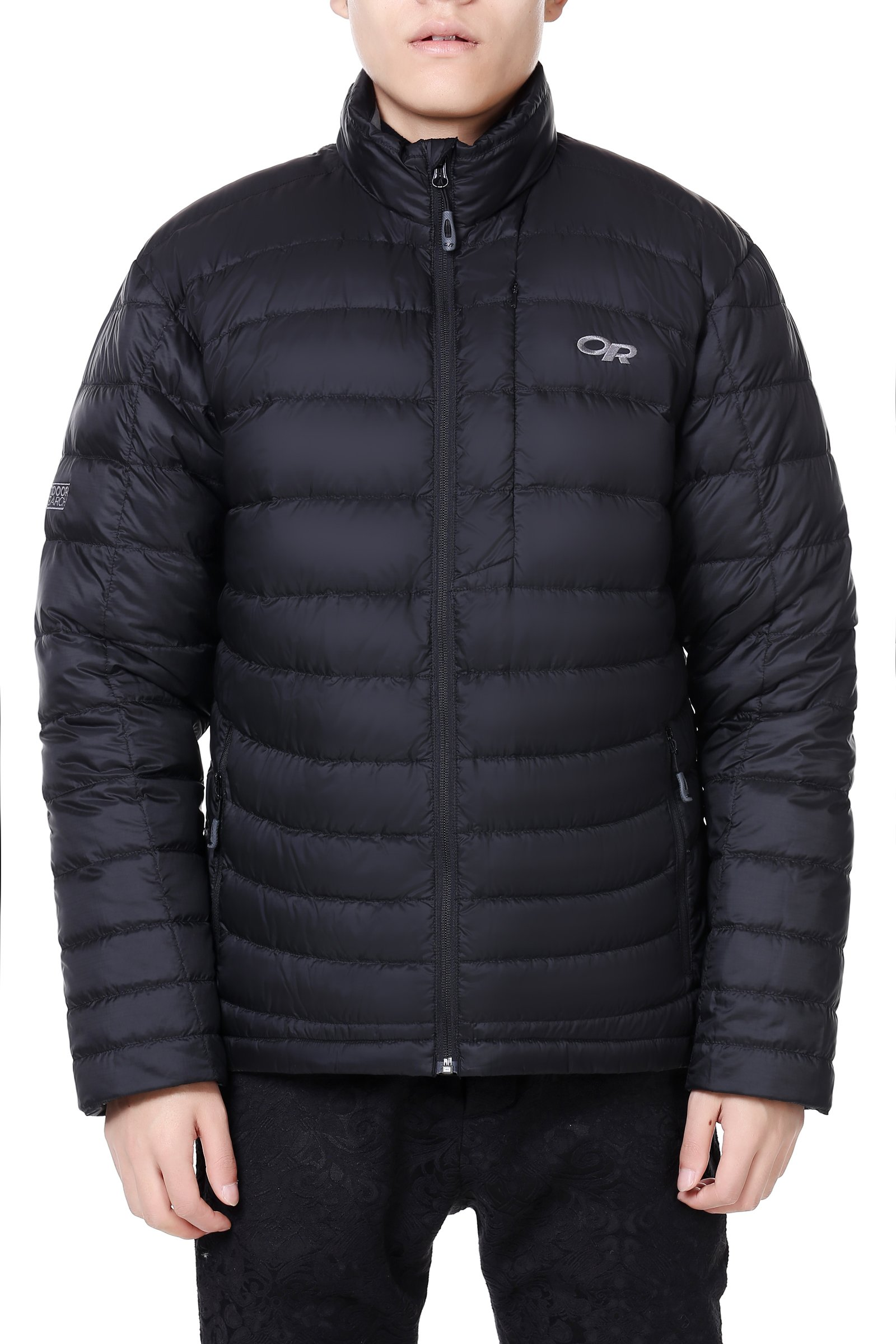 Outdoor Research Men's Transcendent Sweater (Black, Small) by Outdoor Research (Image #1)