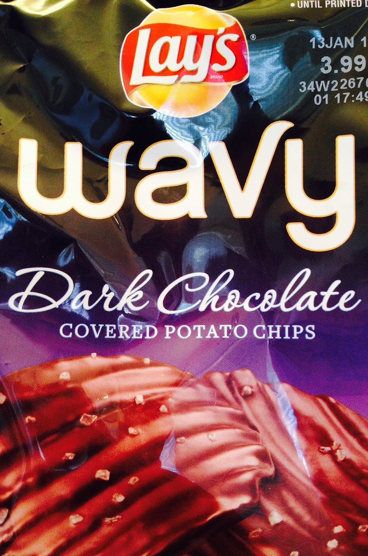 Amazon.com : Frito Lay Dark Chocolate Covered Potato Chips ...