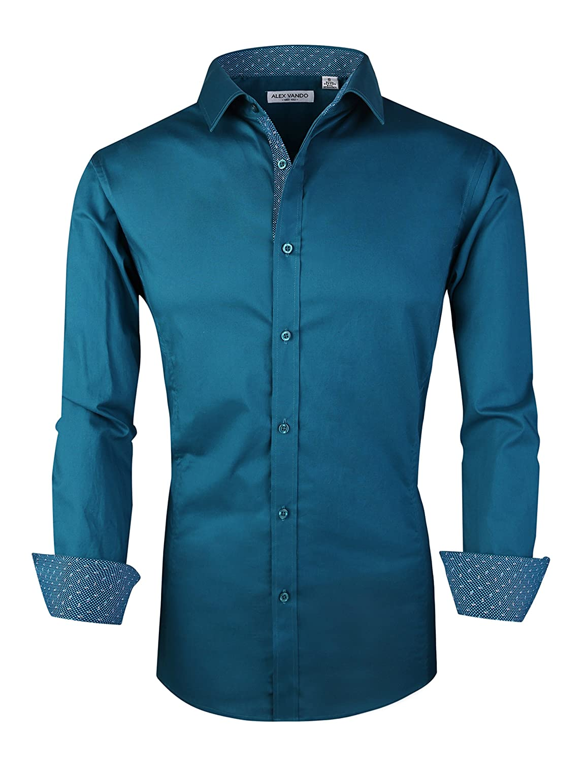 e42323d6fdb Casual Button-Down Shirts : Online Shopping for Clothing, Shoes ...