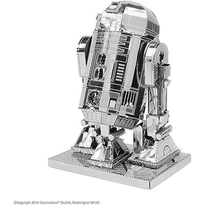 Fascinations Star Wars R2D2 Model Kit Metal Earth Fascinations: FASCINATIONS: Toys & Games