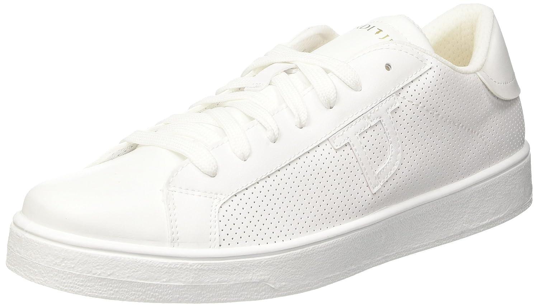 Trussardi Jeans Herren 77s57153 Low Top Wei(White 01)