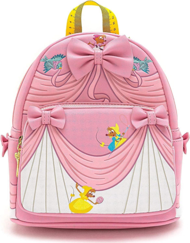 Loungefly x Disney Cinderella 70th Anniversary Dress Mini Backpack