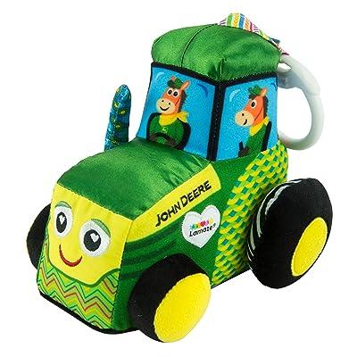 John Deere Clip & Go Tractor, Multi : Baby