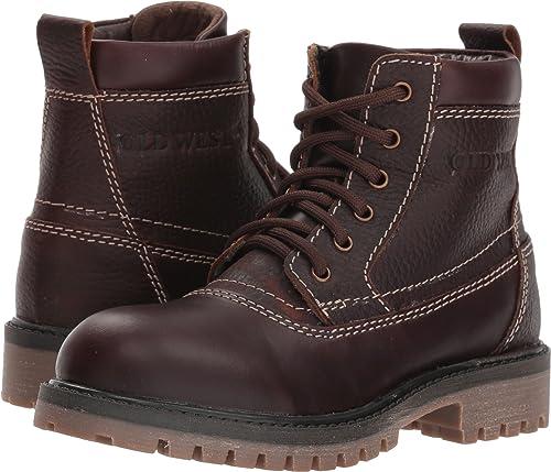Old West Kids Boots Boys Foreman Little Kid//Big Kid