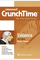 Emanuel CrunchTime for Evidence (Emanuel CrunchTime Series) Kindle Edition
