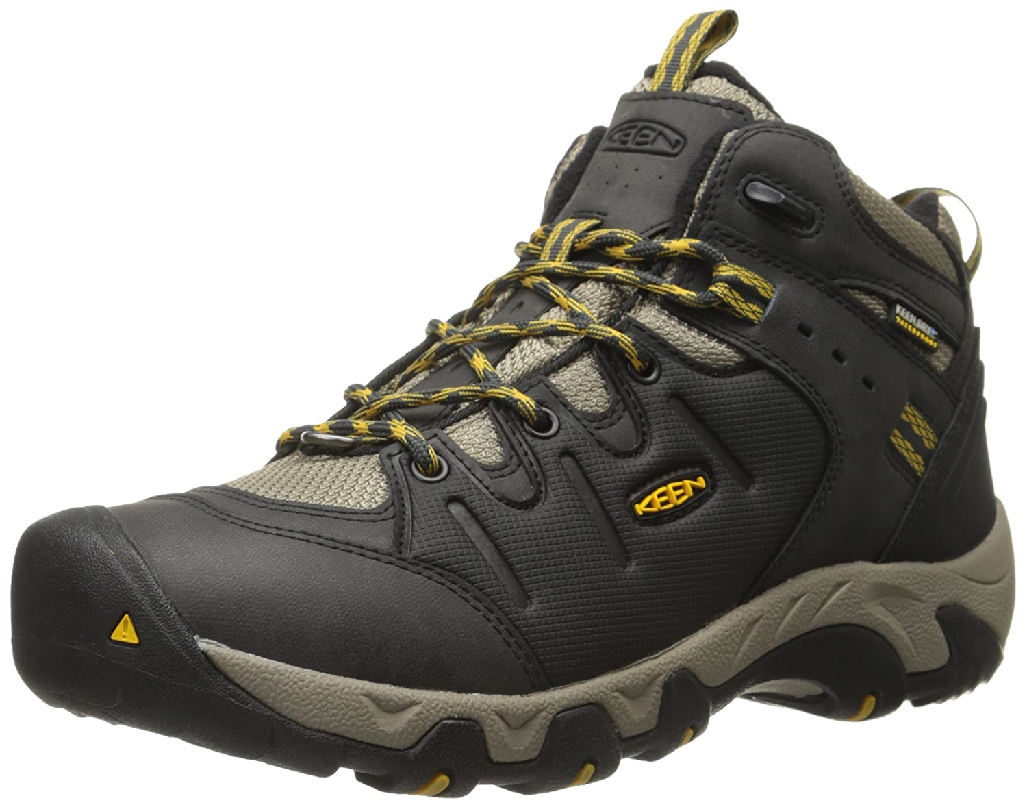 Kids' Clothing, Shoes & Accs Clothing, Shoes & Accessories Honest Keen Boys Leather Waterproof Hiking Trail Boots Size 10 Brown