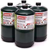 Propane Fuel Cylinders, 4 pk./16.4 oz.