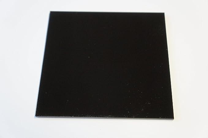in unterschiedlichen Farben fluoreszierend 250mm x 250mm x 3mm, orange fluoreszierend in-outdoorshop Plexiglas/® Zuschnitt Acrylglas Platte