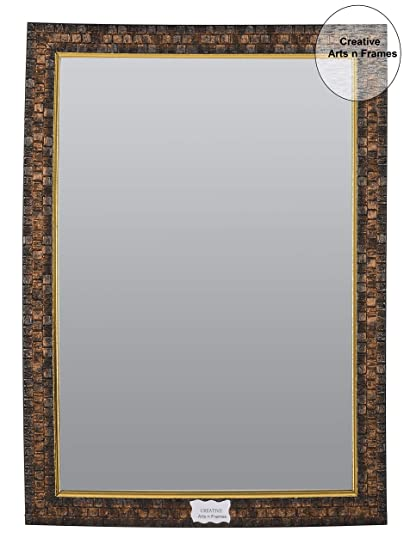 Creative Arts N Frames Texture Brown Combo