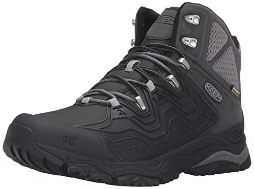 KEEN Men's Aphlex Mid High Rise Hiking Boots