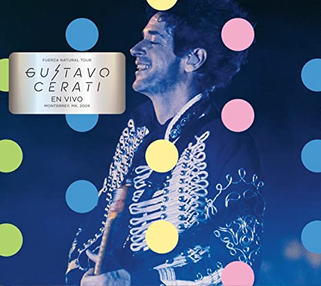 Cerati - Fuerza Natural Tour (Vivo En Monterrey) [2CD/1DVD ...