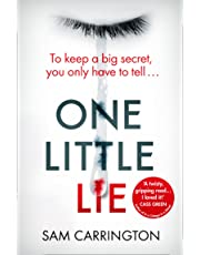 One Little Lie: The latest gripping crime thriller book from the no.1 ebook bestseller