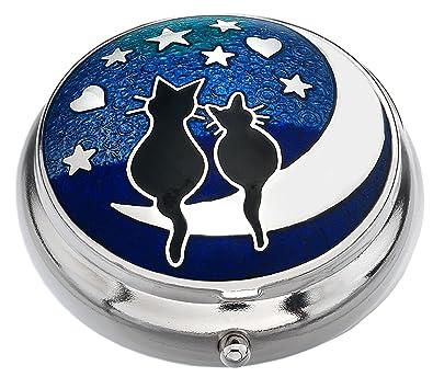 J R joyas 427843 Sea Gems caja de regalo diseño de gatos ...