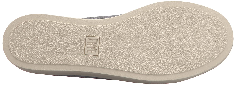 FRYE Womens Lena Zip Low Fashion Sneaker
