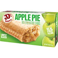 JJ's Bakery Apple Snack Pie, 4 oz
