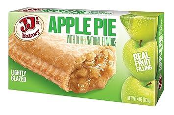 JJs Bakery Apple Snack Pie