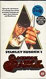 A Clockwork Orange (a.k.a. Stanley Kubrick's Clockwork Orange) (VHS) (1971)