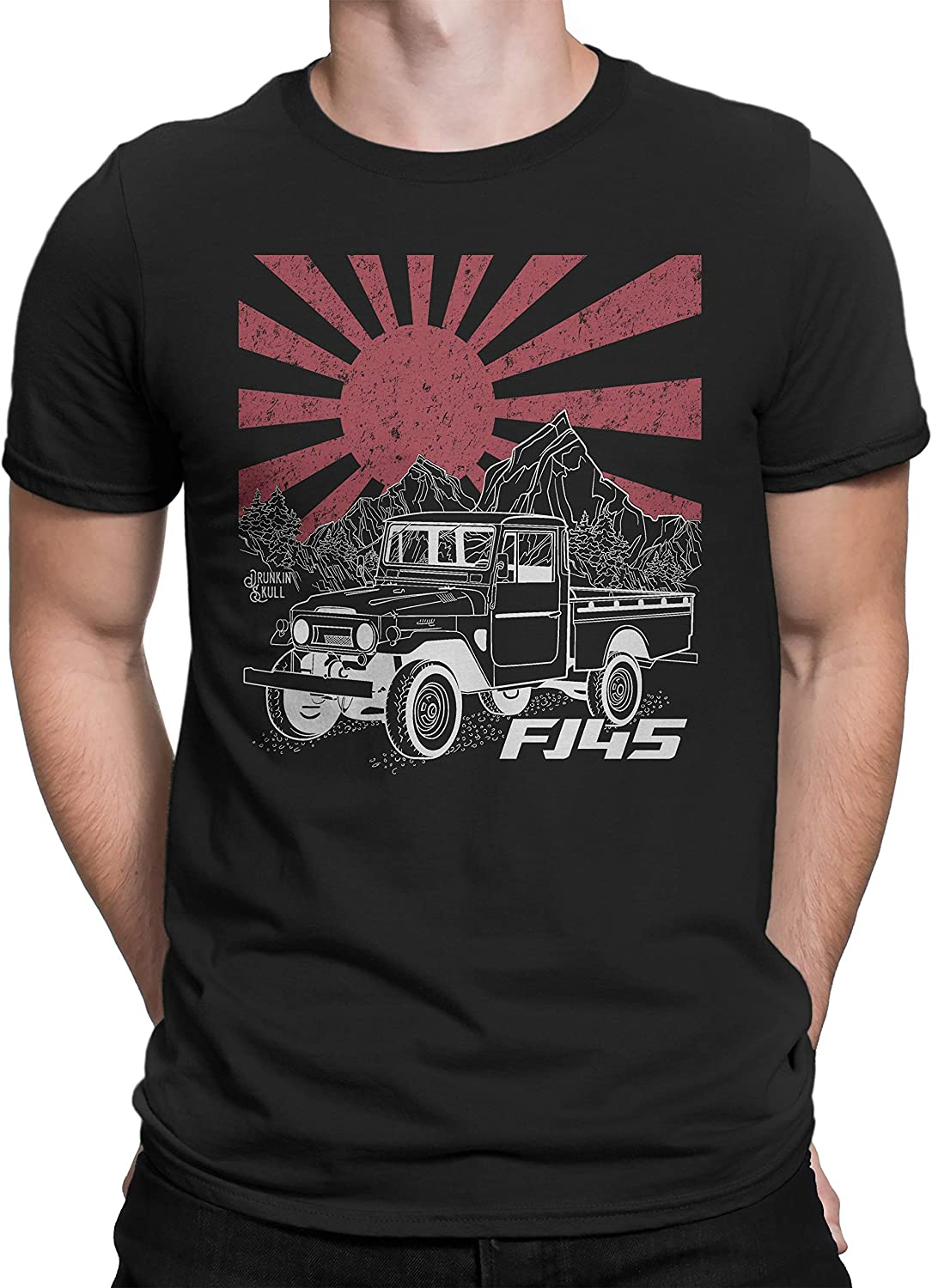 FJ45 Under The Rising Sun T-Shirt