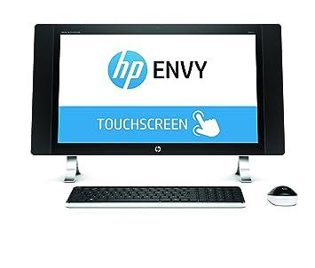 HP ENVY 60,4 cm All in One Desktop PC weiß: Amazon.de: Computer ...
