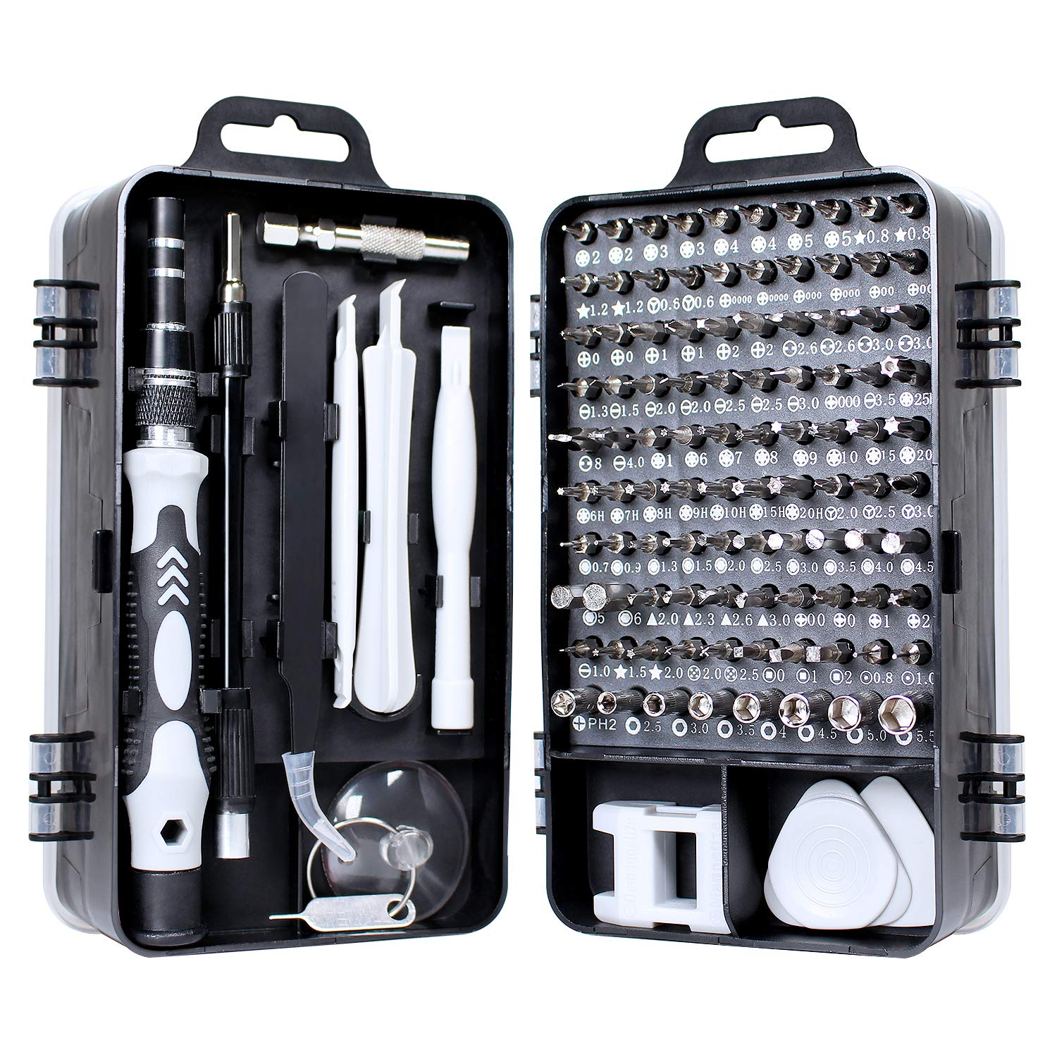 Every Screw bits you might need in one box