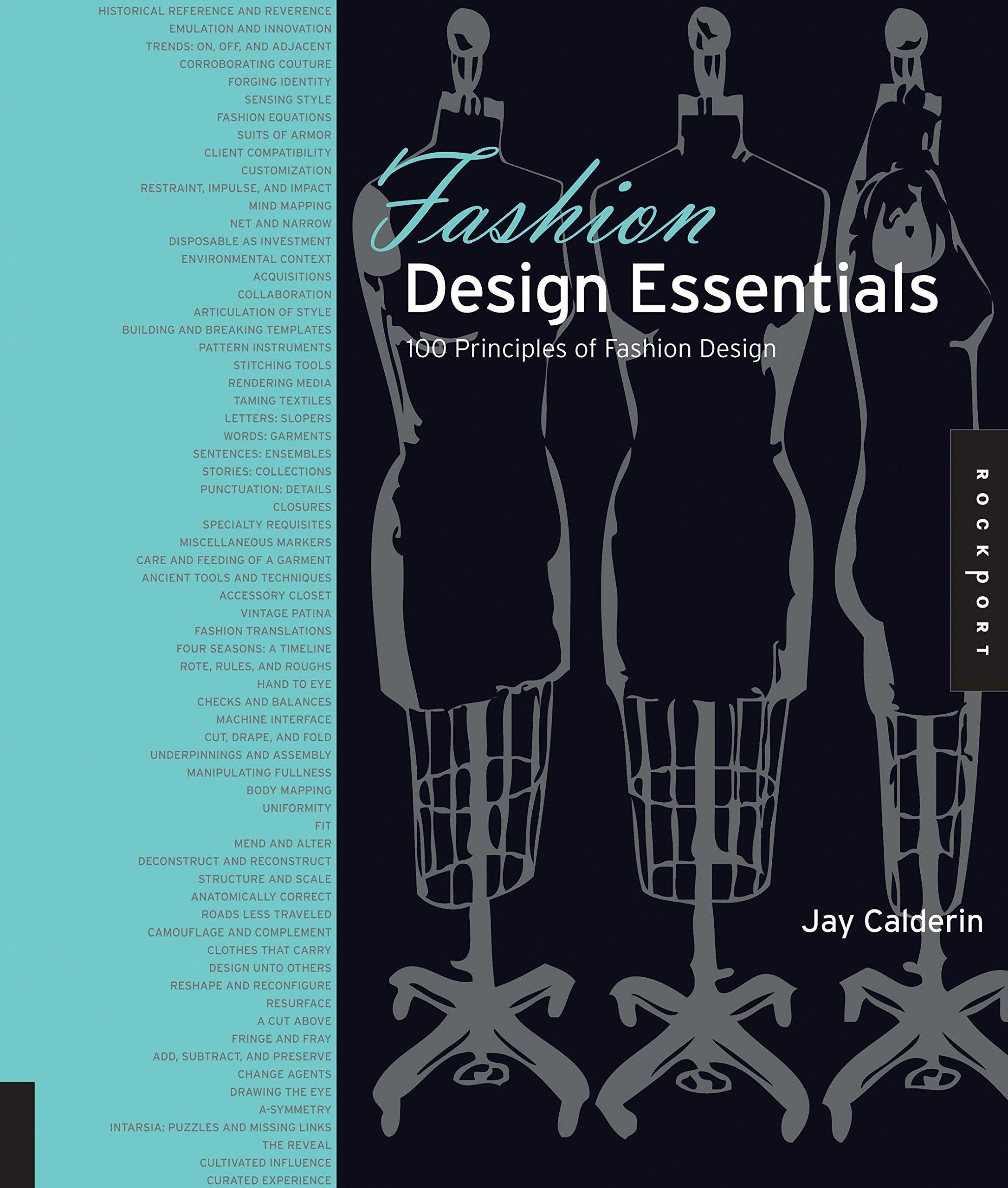 Fashion Design Essentials pdf epub