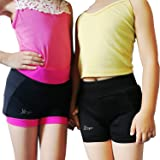 Youper Girls Protective Padded Shorts for