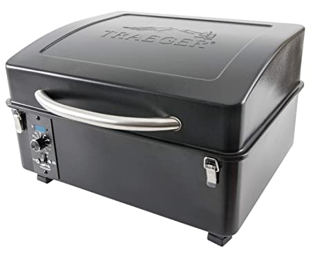 Traeger TFT18PLDO Scout Wood Smoker Grill