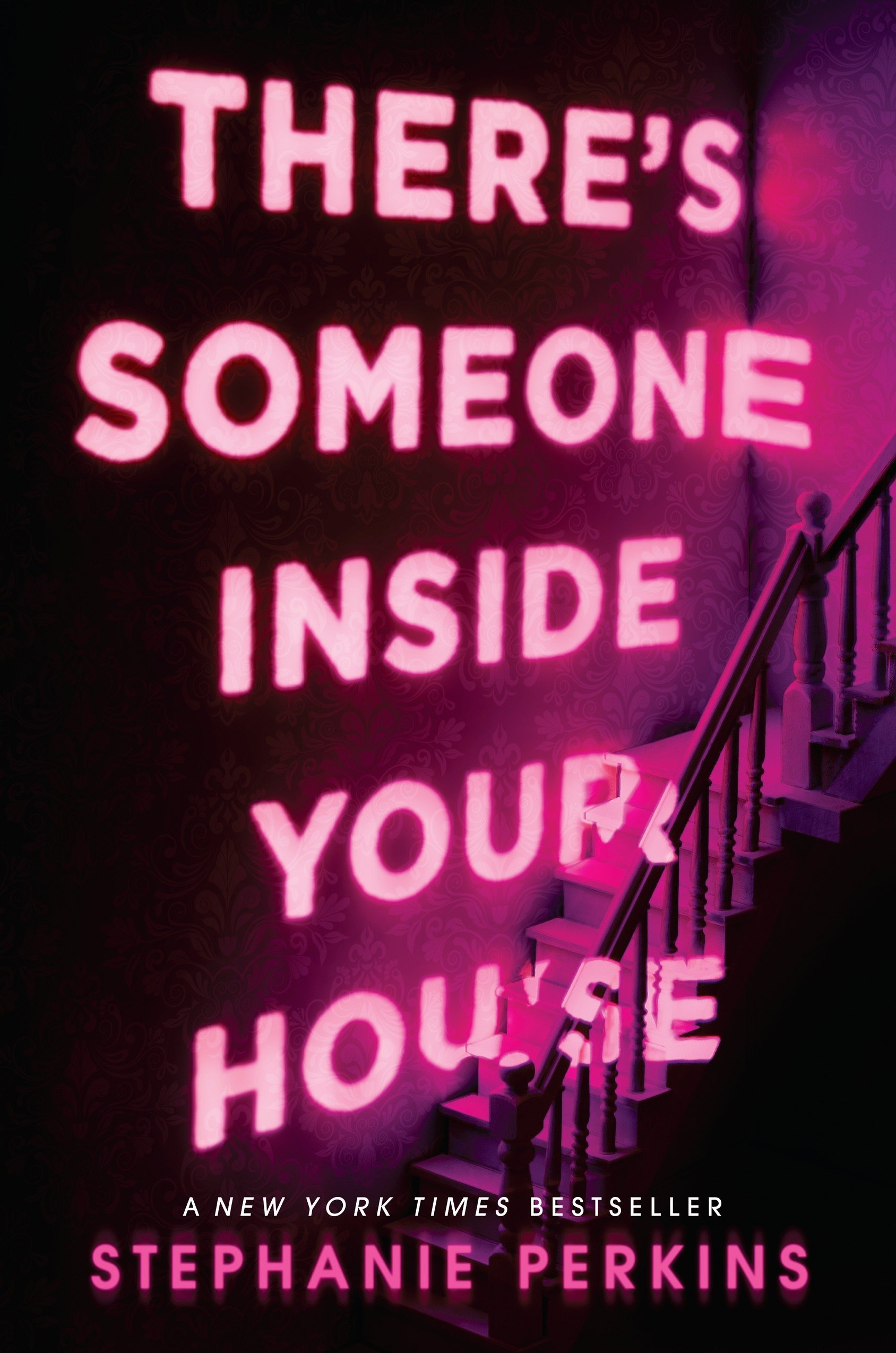 Image result for there's someone inside your house cover