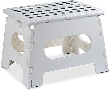Lightweight Folding Step Stool -