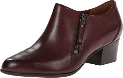 Sport Womens Boots Naturalizer Tipley Classic Cordovan Leather