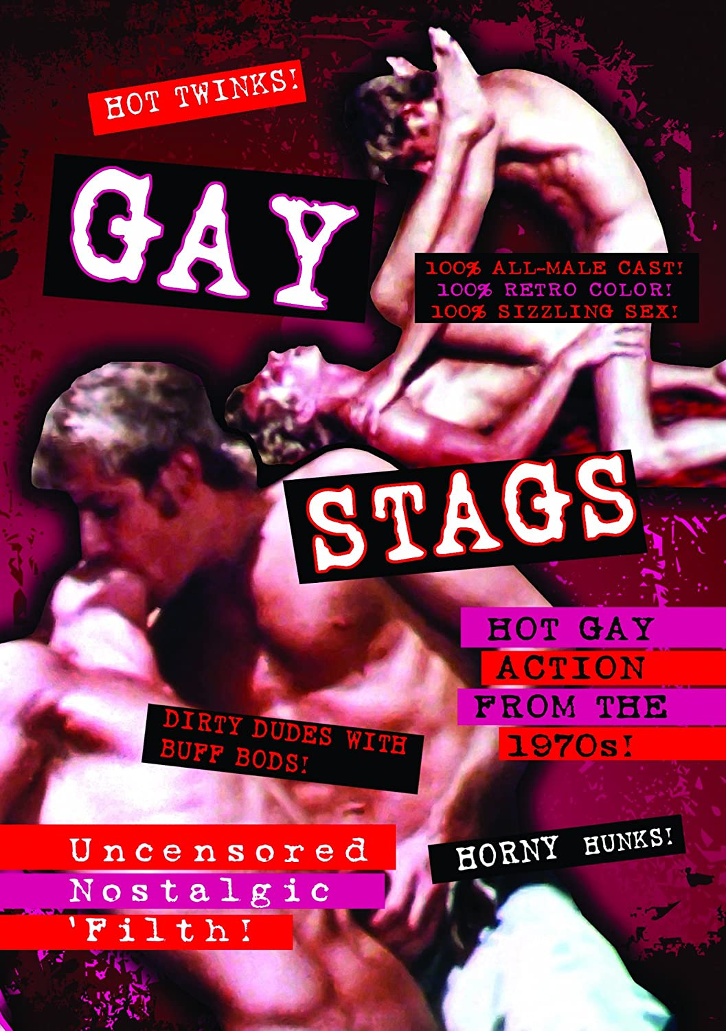 Gay Stags Brian Vaughan Anthony Clive