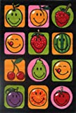Fun Rugs SW-18 1929 Smiley World Fruitti