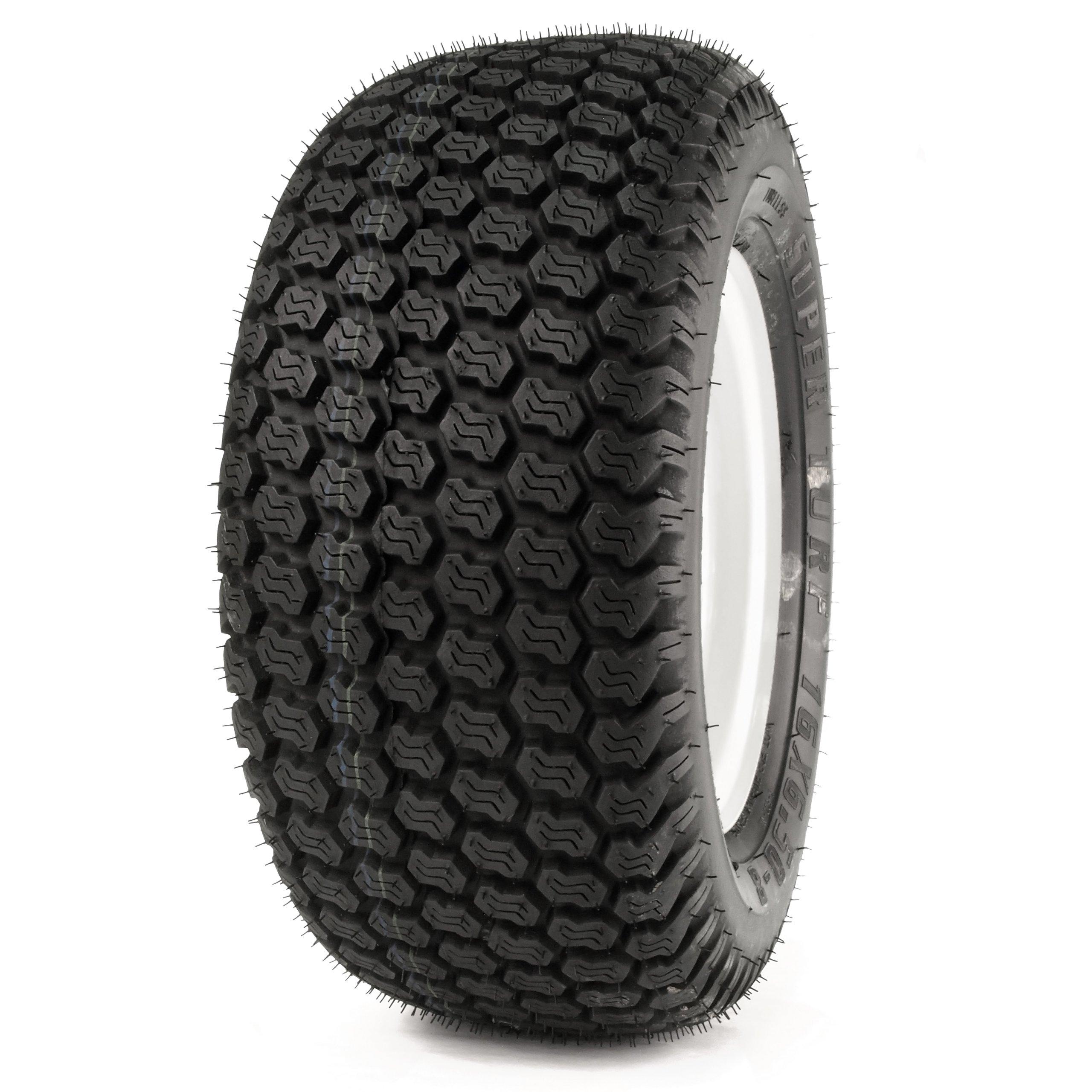 Kenda K500 Super Turf Lawn and Garden Bias Tire - 16/6.50-8