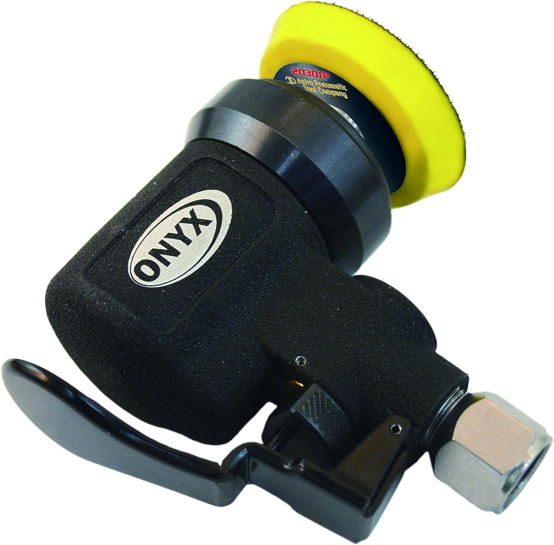 """Astro 320 0.4HP Hook and Loop ONYX Micro 2/"""" Sander"""