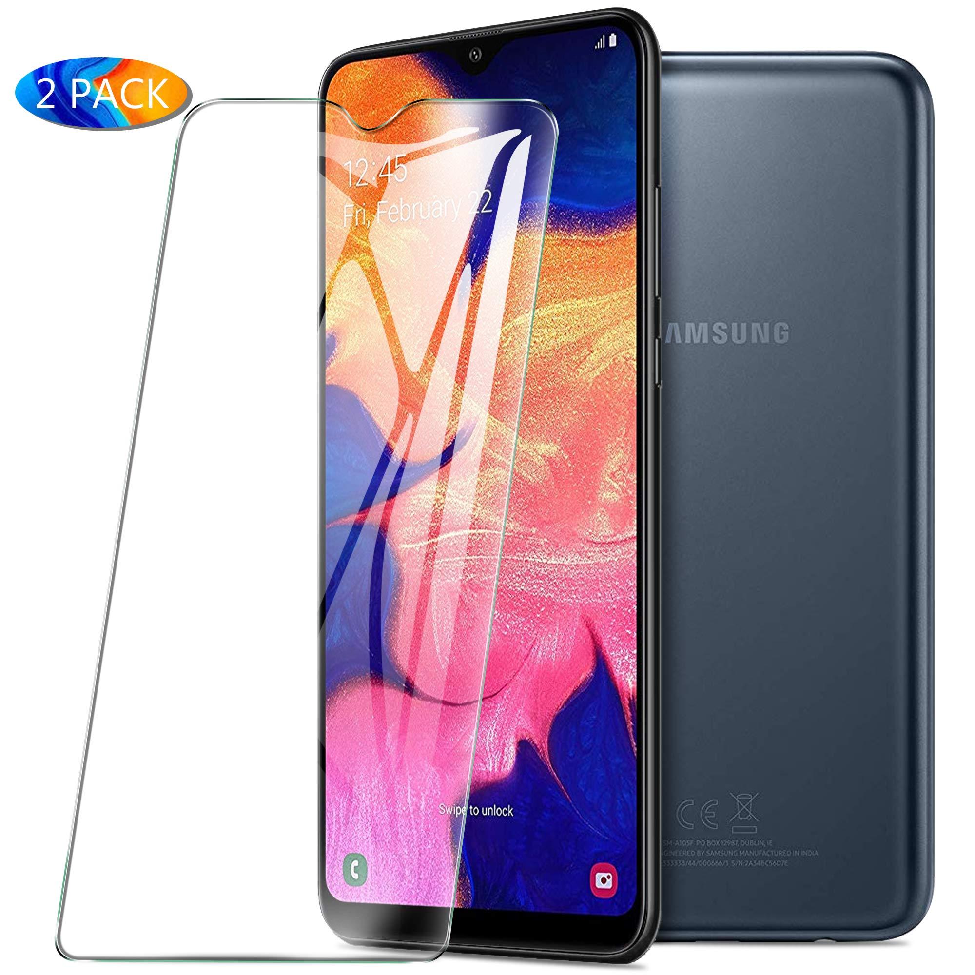 Vidrio Templado Samsung A10 [2un.] SROSS