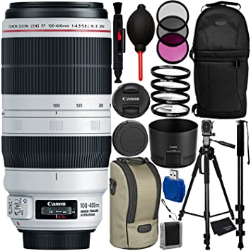 Review Canon EF 100-400mm f/4.5-5.6L