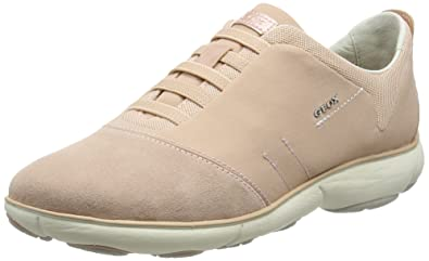 Geox D NEBULA G Taupe Chaussures Baskets basses Femme 90