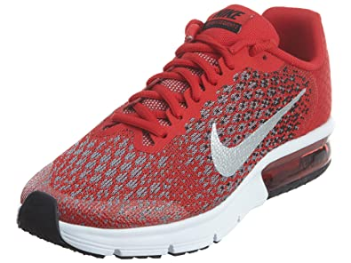 low priced 8ec05 b2a14 Nike Men s AIR MAX Sequent 2 (GS) Trail Running Shoes, Multicoloured  (University