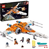 LEGO Star Wars Poe Dameron's X-Wing Fighter 75273 Building Kit, Cool Construction Toy for Kids