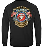Erazor Bits Marine Corps Long Sleeves Badge of Honor MM115LS
